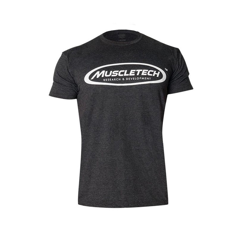 MuscleTech - T-Shirt - Schwarz