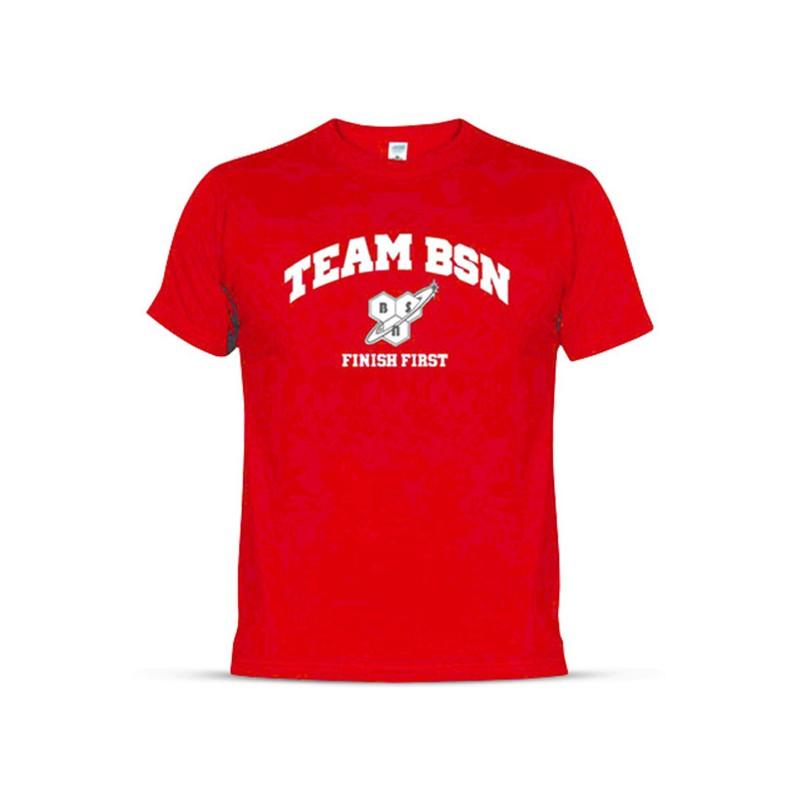 BSN - T-Shirt TEAM BSN - Rot