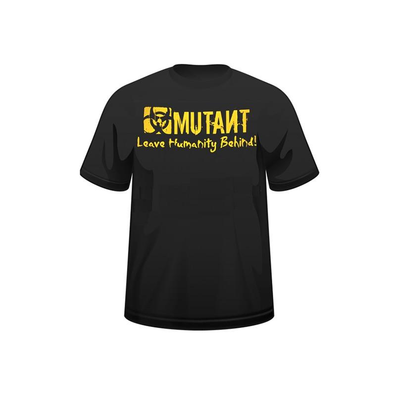 Pvl - T-Shirt Mutant Leave Humanity...