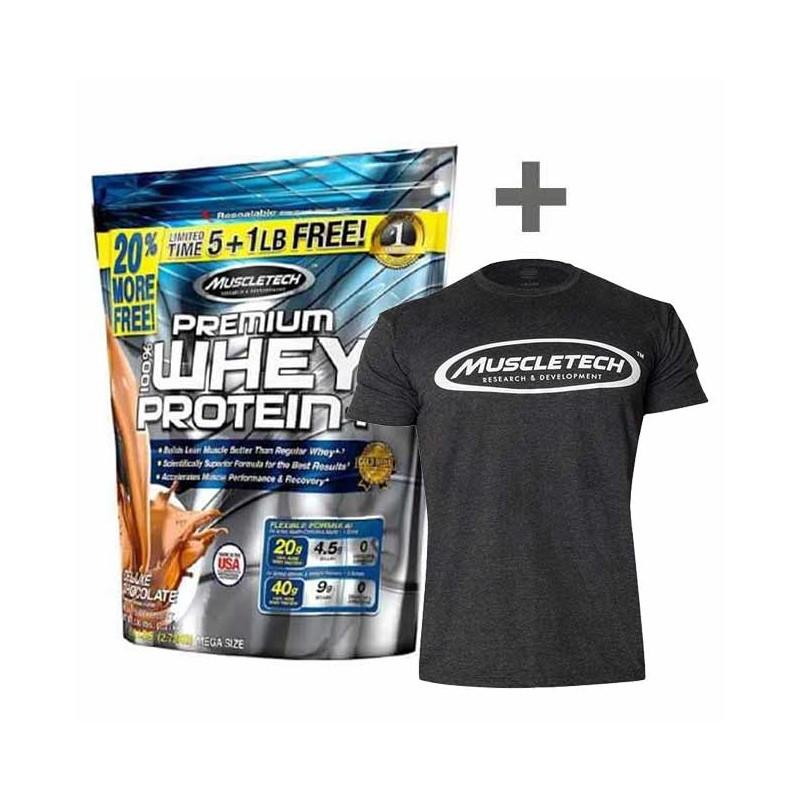 MuscleTech - 100% Premium Whey...