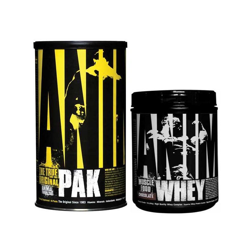 Universal Nutrition - Animal Pak - 44...