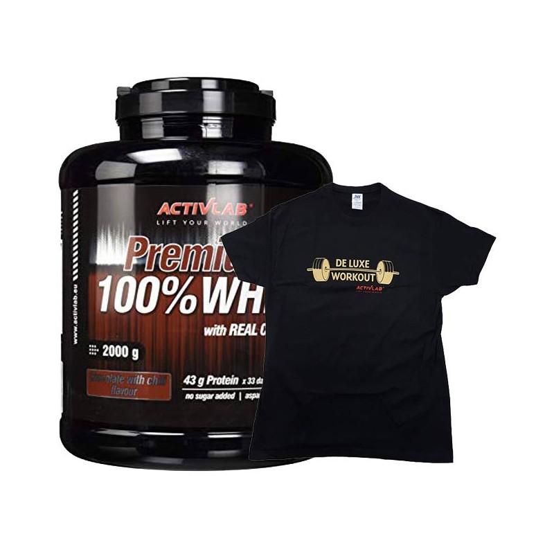 Activlab - Premium 100% Whey - 2000g...