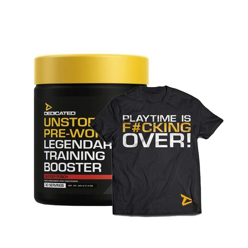 Dedicated Nutrition - Unstoppable -...