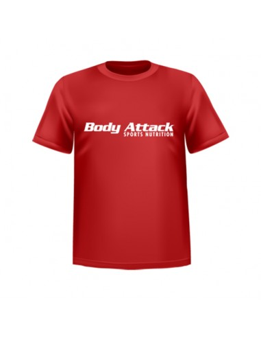 Body Attack Sports Nutrition - T-Shirt