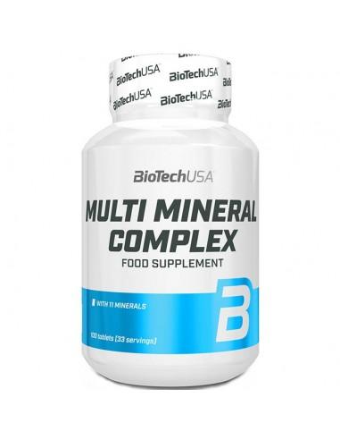 BioTech USA - Multi Mineral Komplex -...