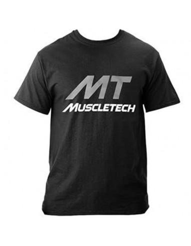 MuscleTech - T-Shirt MT - Schwarz