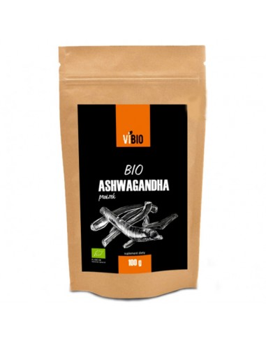 Vivio - Bio Ashwagandha - 100g